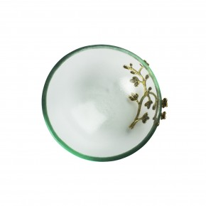 Wild Flower Medium Glass Bowl hover